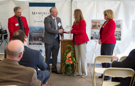 Memorial Hills, A New Senior Low Income Housing Tax Credit Development Located In Joplin, Missouri, Was Awarded By The Joplin Area Chamber Of Commerce.