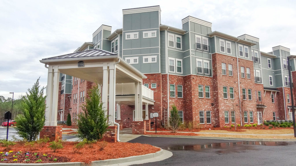 Evermore Senior Village, a new Fairway Management affordable senior community located in Snellville, Georgia, began moving residents in at the end of February 2019.